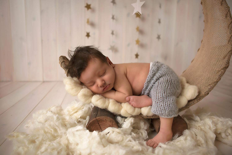 Neugeborenenshooting, Babyshooting Luzern
