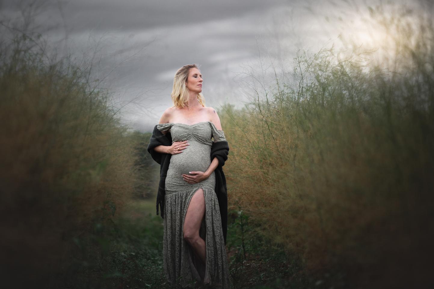 Schwangerschaftsshooting Babybauch Fotografie Luzern